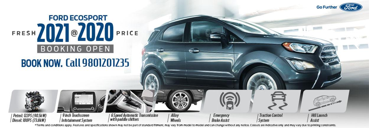 Ford 2020 Cars Price in Nepal