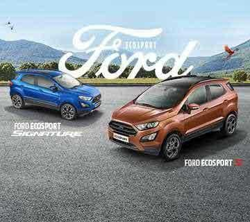 New EcoSport with Fun Roof