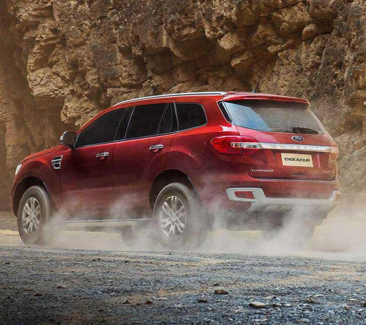 Most Capable SUV-ENDEAVOUR