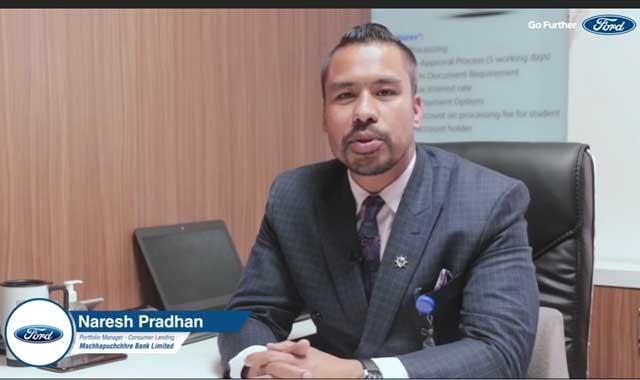 Customer Testimonials (Naresh Pradhan)