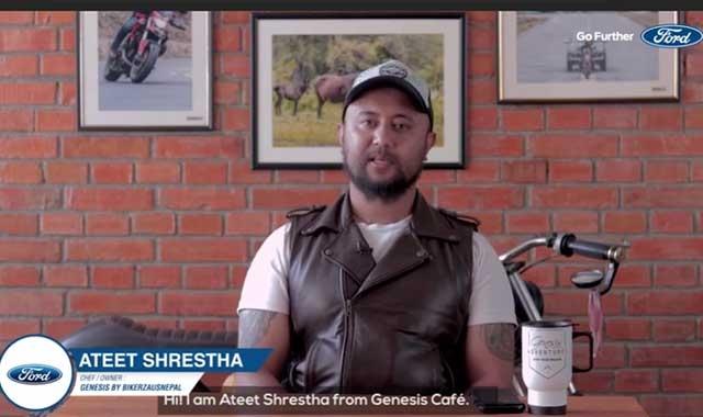Ford Customer Testimonial - Ateet Shrestha