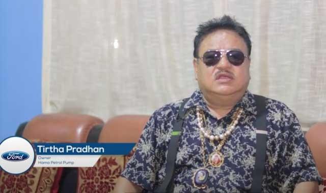 Ford Customer Testimonial - Tirtha Pradhan