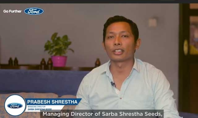 Ford Customer Testimonial - Prabesh Shrestha
